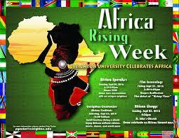 Africa Rising Creighton