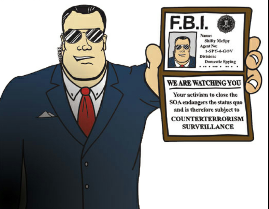 FBI Spying on You