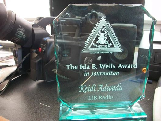 Ida B. Wills award