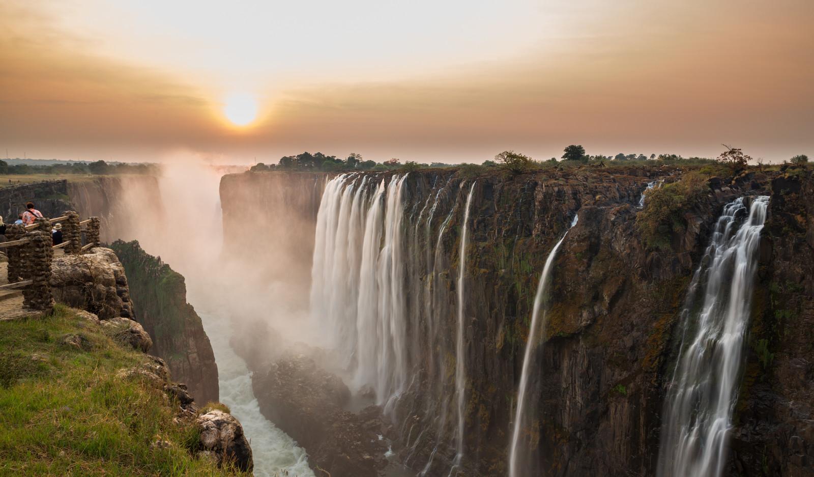 Nyanza Falls