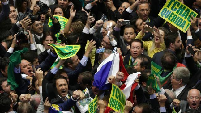 Brazil Chaos