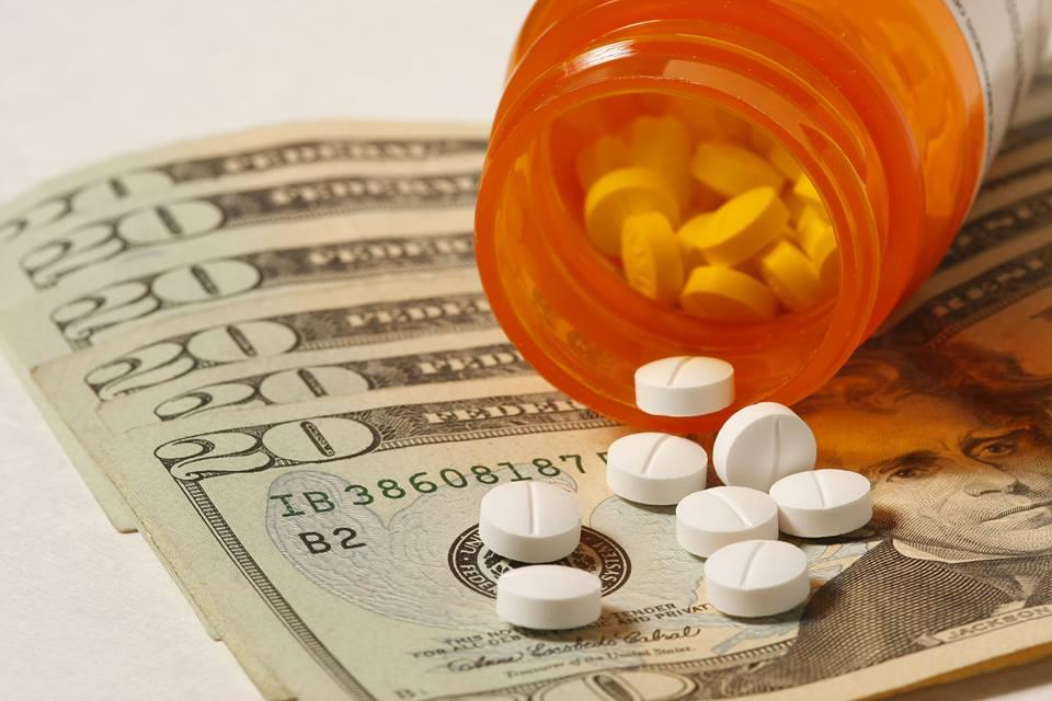 Drug Prices Rising