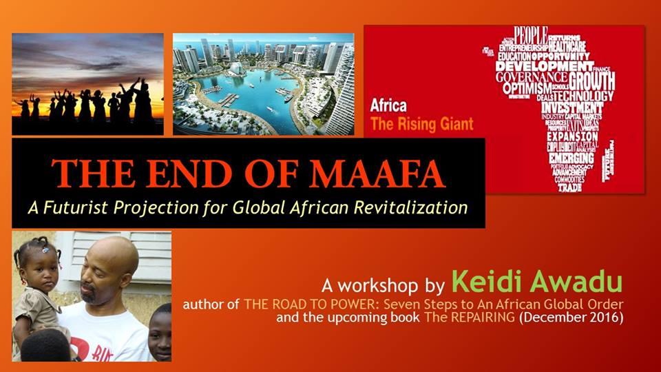 End of Maafa