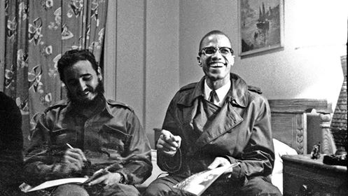 Fidel and Malcolm