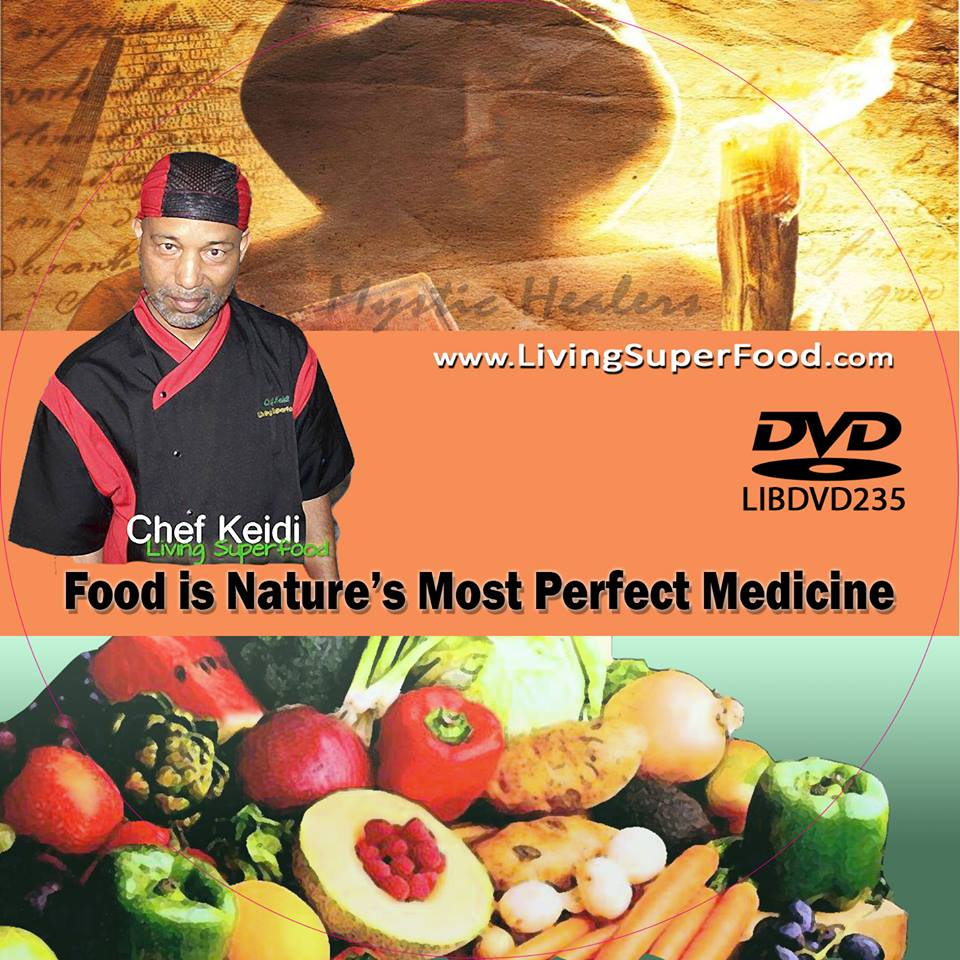 Food is Nature's Perfect Medicine