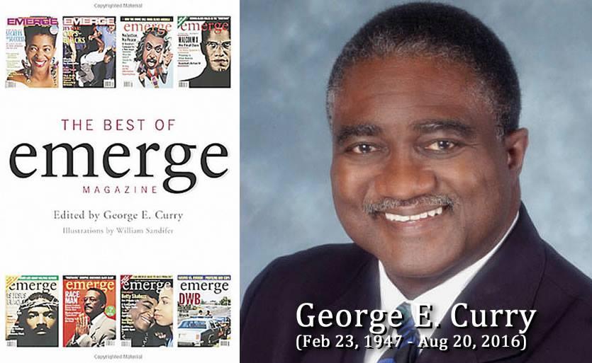 George Curry - Emerge
