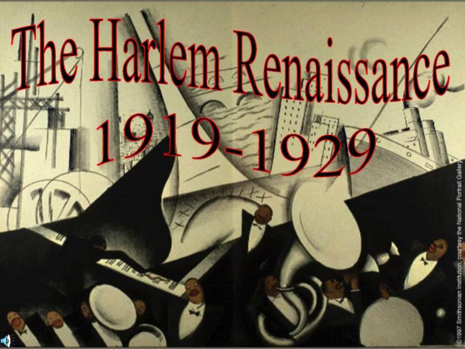 Rennaissance Harlem