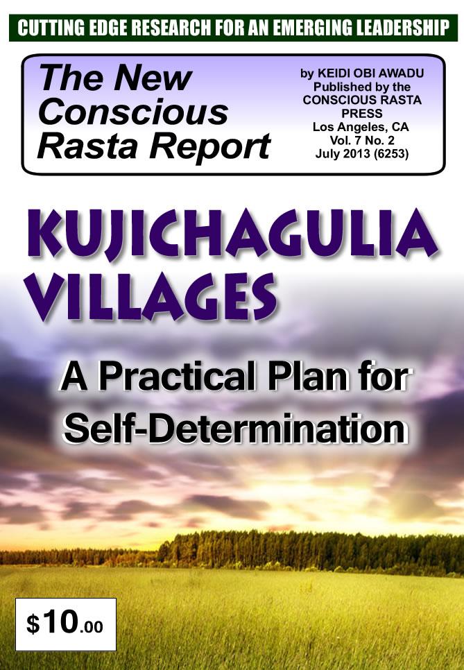 Kujichagulia Villages Book