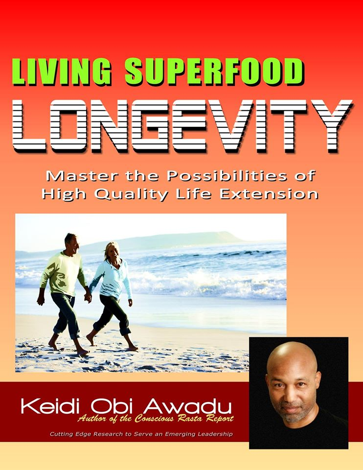 Living Superfood Longevity