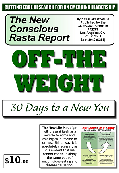 Off-The-Weight Book
