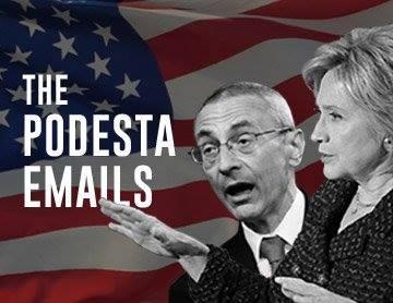 Clinton and Podesta