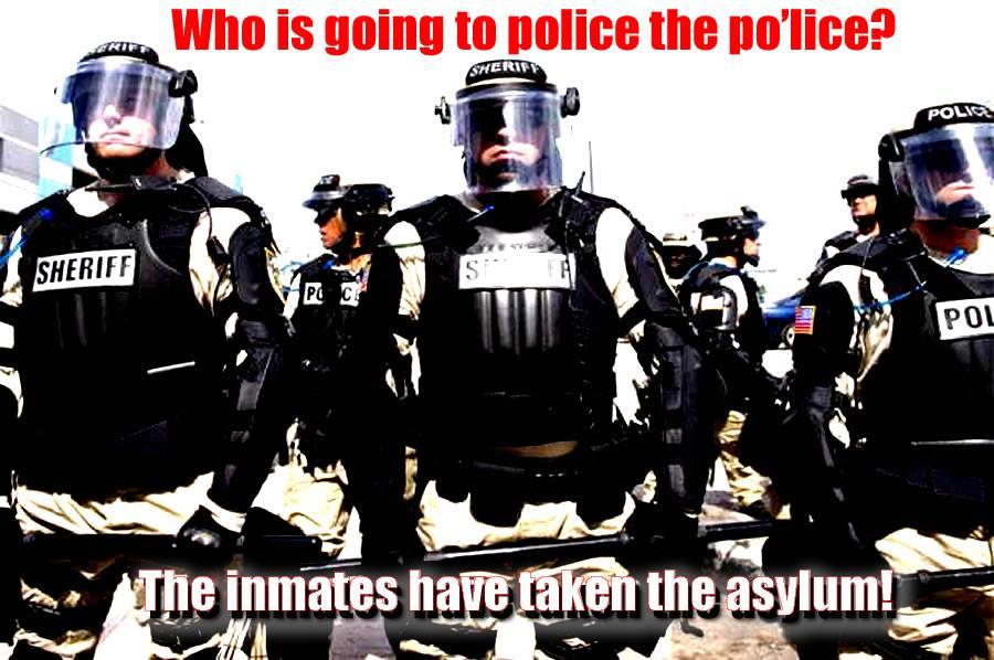 Police the Po'Lice