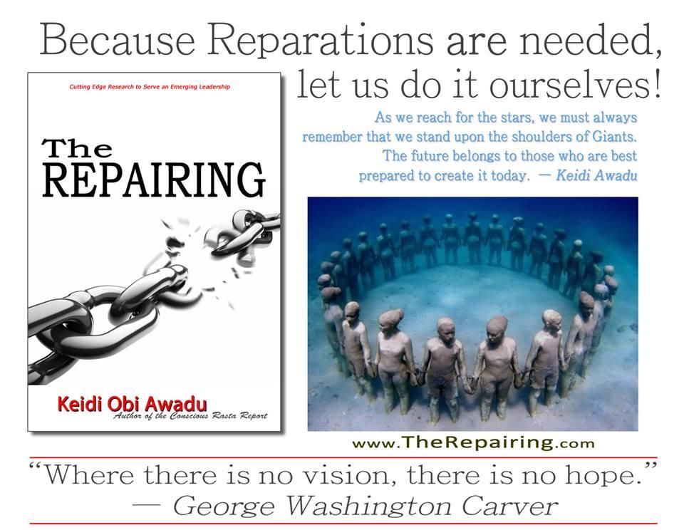 The Repairing Postcard