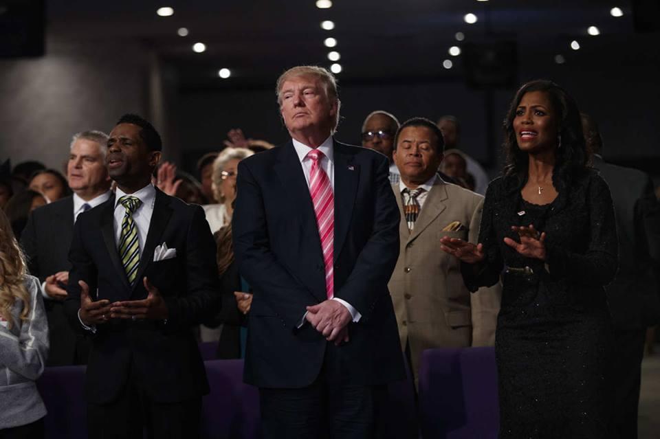 Trump and Black Church