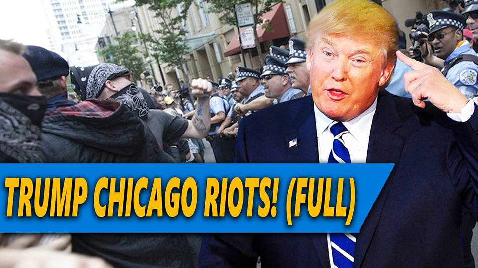trumpRiots