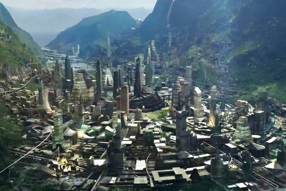 Wakanda City