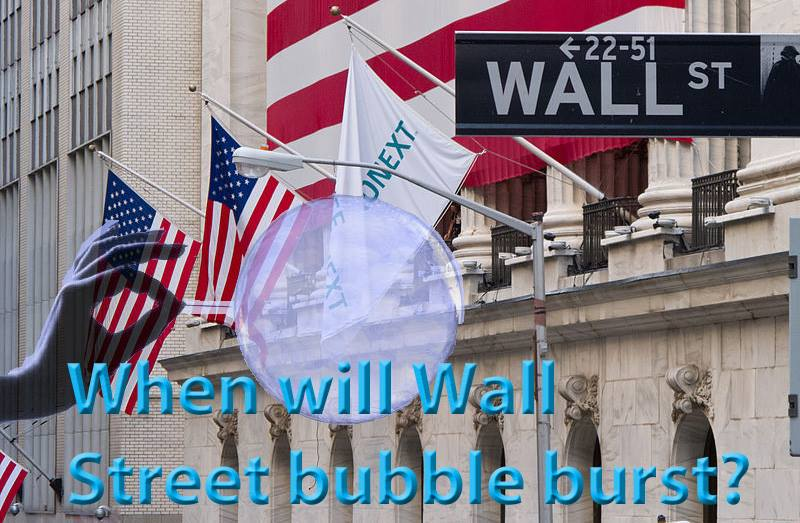 Wall St Bubble