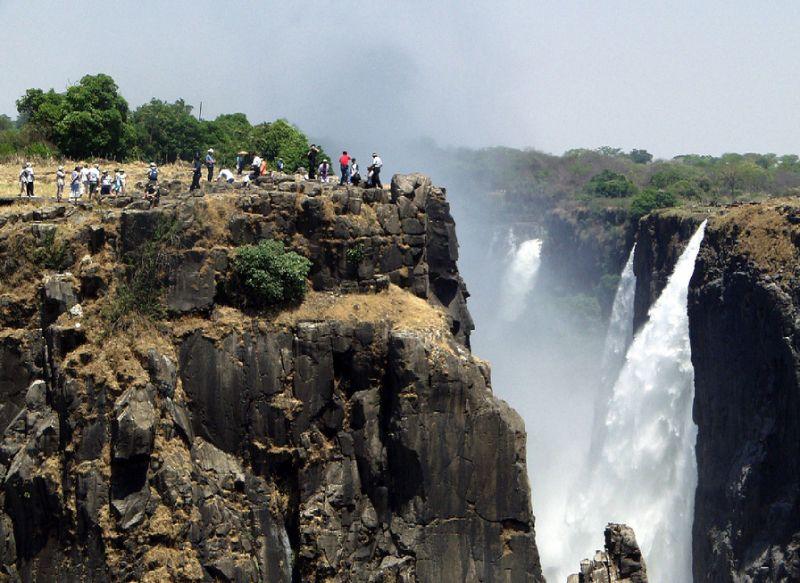 Mosi-oa-Tunya, Victoria Falls