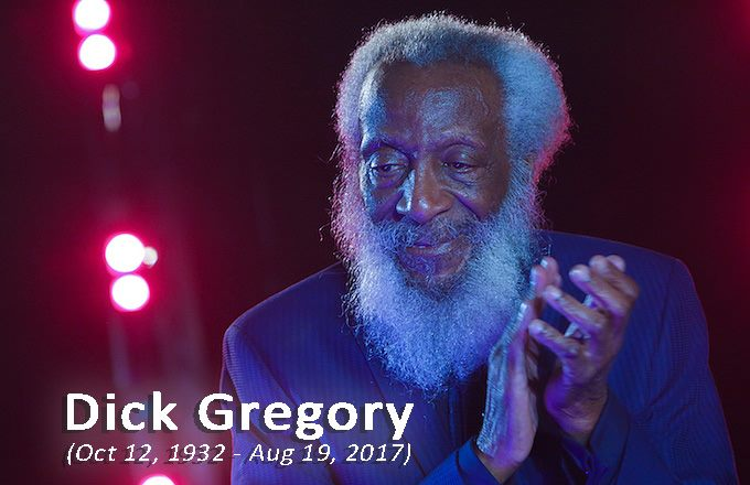 Baba Dick Gregory RIP