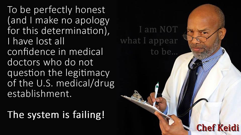 Fake Dr. Keidi
