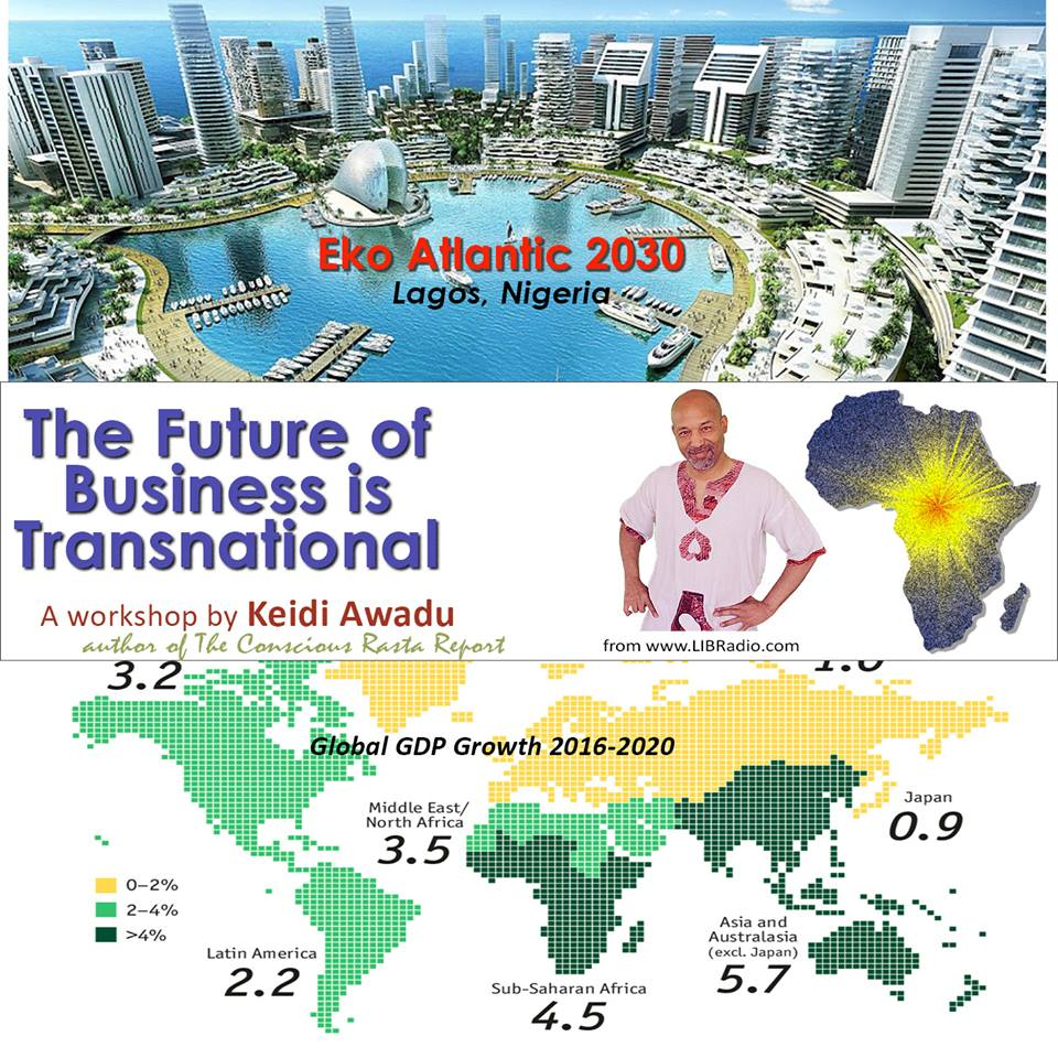 The Future of Business is Transnational