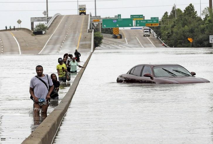 Hurricane Harvey Disaster